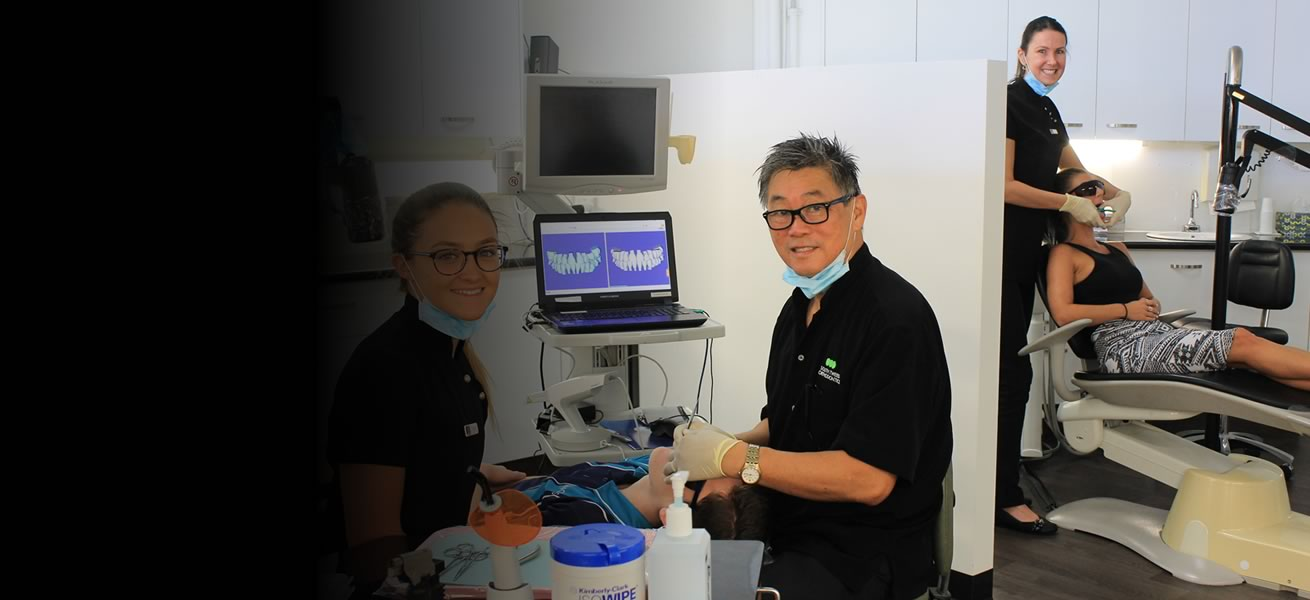 Lingual Braces | Tweed Heads | Gold Coast | Dr Wong is an award winning orthodontist